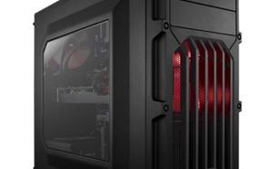 Corsair Carbride SPEC-03 Windowed BLACK/RED Mid-Tower