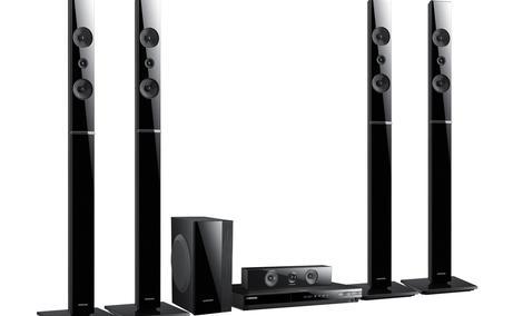 Samsung HT-E5550 - kino domowe z systemem 5.1
