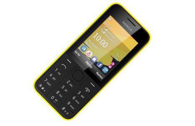 Nokia 207 i Nokia 208 fot1