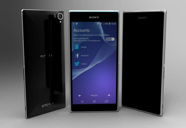 MWC 2014 - premiera Sony Xperia Z2