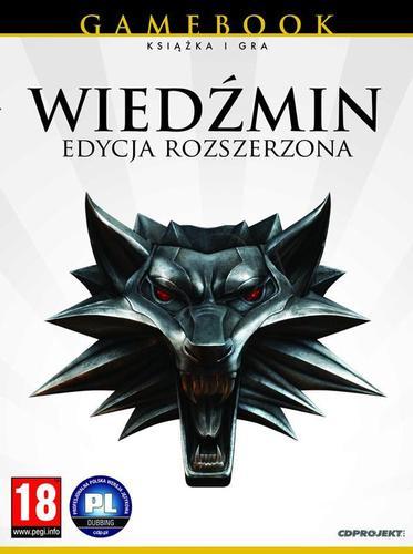Wiedźmin Edycja Rozszerzona (książka + gra PC/Mac)