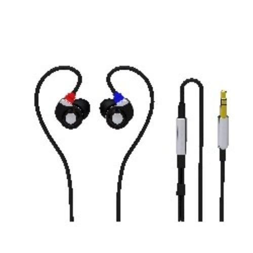 SoundMAGIC E30 Black Sluchawki dokanalowe