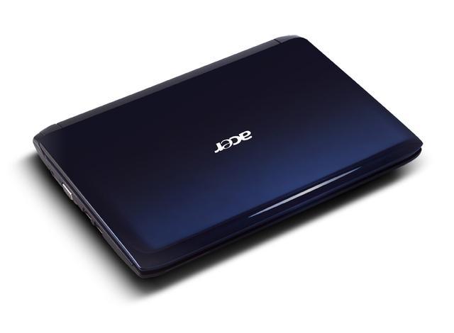 Aspire One 532G - pierwszy na świecie netbook z grafiką NVIDIA ION