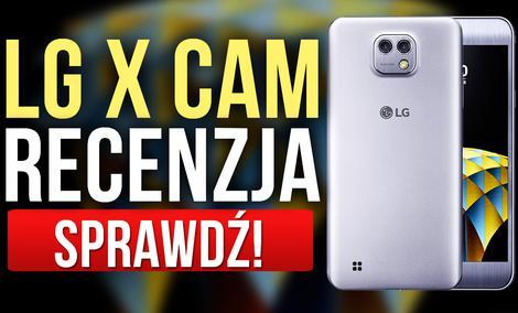 LG X Cam - Recenzja Smartfona z Podwójnym Aparatem