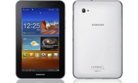 Mobilność i wydajność - Samsung GALAXY Tab 7.0 Plus