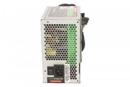 Modecom ZASILACZ KOMPUTEROWY GREEN ENERGY 500W BOX