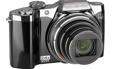 Olympus SZ-30MR - fotografie 3D i wiele innych funkcji
