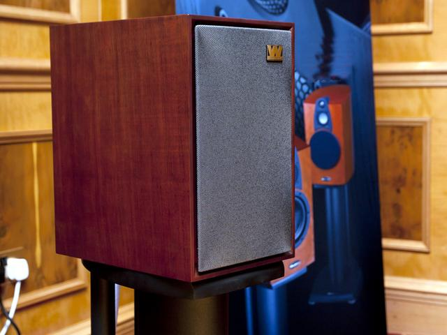 Wharfedale uczciła 80- lecie swojego istnienia wypuszczając na rynek głośnik Denton