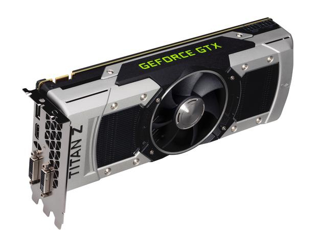 ZOTAC GeForce GTX TITAN Z 2