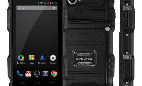 StrongPhone D2 vs. StrongPhone Q4 - Pojedynek Solidnych Smartfonów Evolveo
