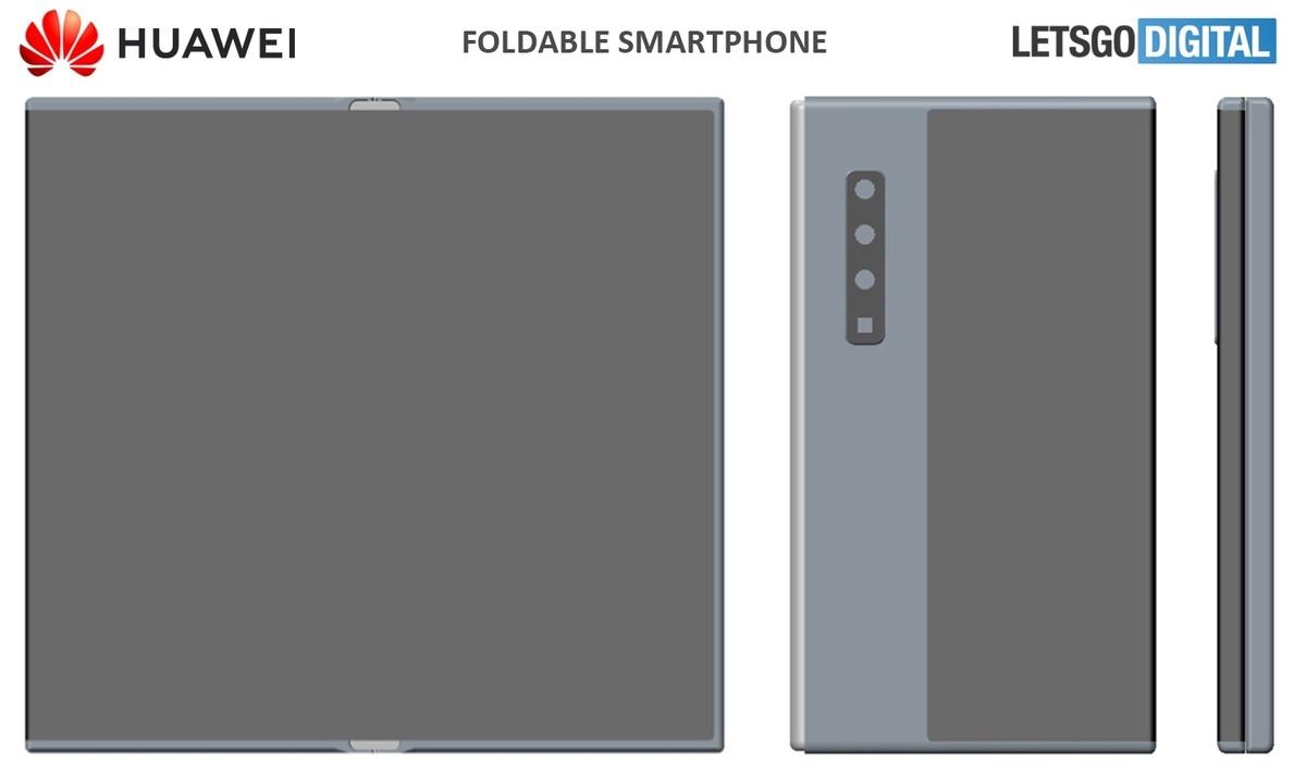 Huawei Mate z elastycznym wyświetlaczem niczym Galaxy Fols