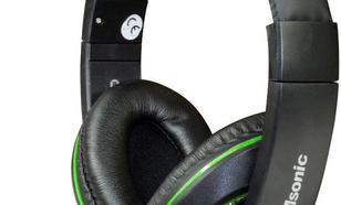Vakoss Msonic MH535KE czarno-zielone