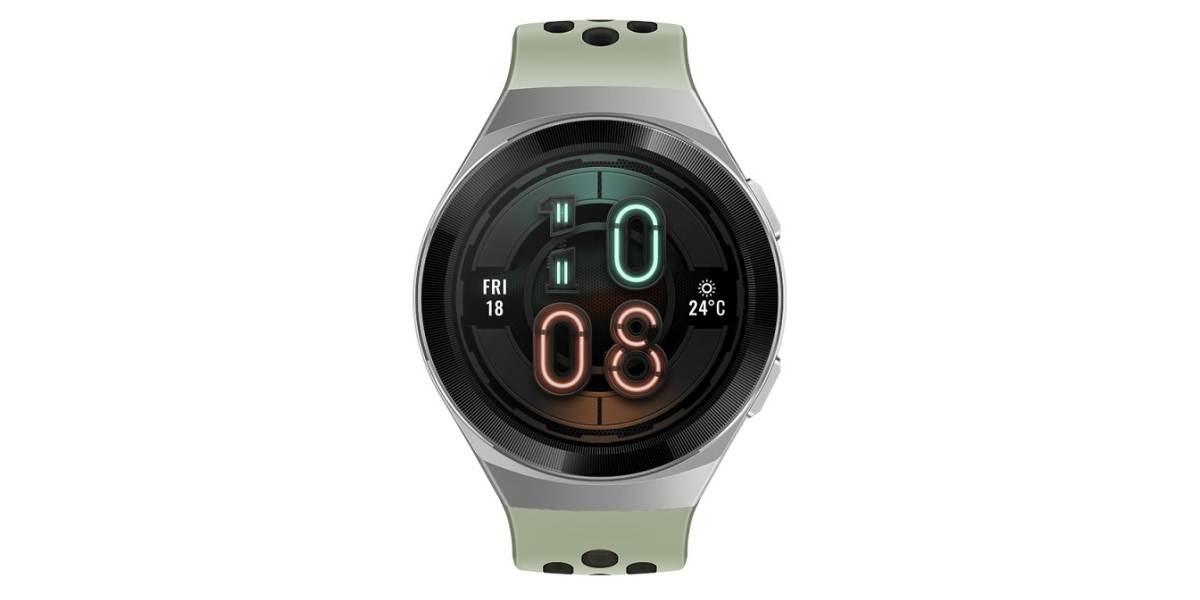 Huawei Watch GT 2e otrzyma zielony kolor