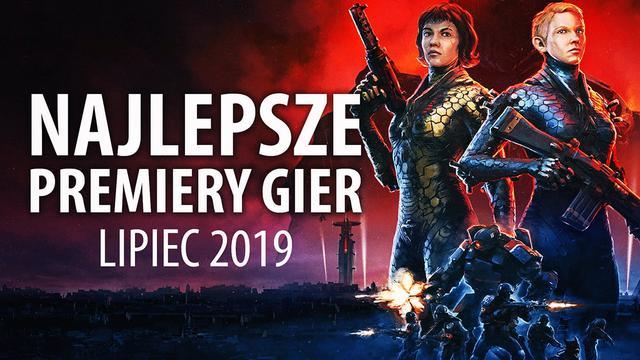 Najlepsze Premiery Gier Lipiec 2019 - Wolfenstein: Youngblood, Redeemer