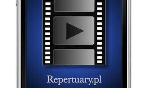 Aplikacja Repertuary.pl na iPhona