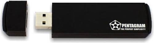 Pentagram HorNET Wi-Fi USB 802.11n [6132-07]