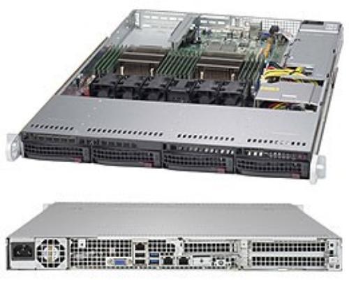 Supermicro SuperServer 6018R-TDW SYS-6018R-TDW