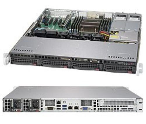 Supermicro SuperServer SYS-5018R-MR SYS-5018R-MR
