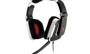 Thermaltake Tt eSPORTS dla graczy - Shock White, mikrofon