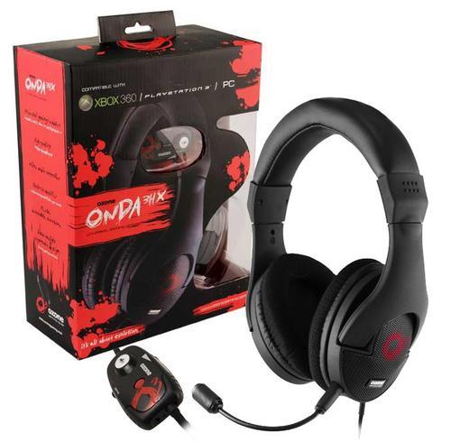 Ozone ONDA 3HX Słuchawki PC/XBOX/PS3 na USB