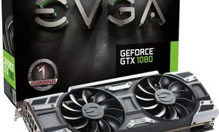 EVGA GeForce GTX 1080 Gaming ACX 3.0 8GB GDDR5X (256 Bit) HDMI, DVI, 3xDP, BOX (08G-P4-6181-KR)