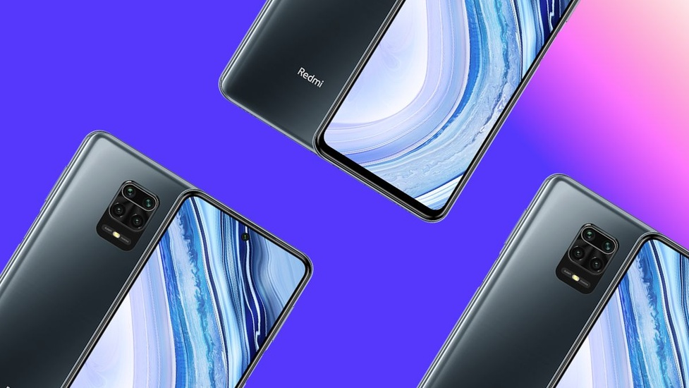 Redmi Note 9S - premiera. 4 aparaty i nowy design