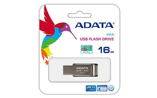A-Data DashDrive UV131 16GB USB3.0 Grey Aluminium