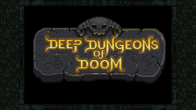 Piątkowe Granie #6 – Deep Dungeons of Doom