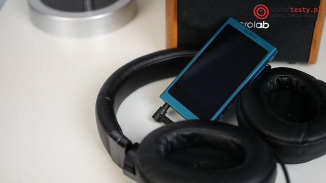Jakość Sony NW-A35
