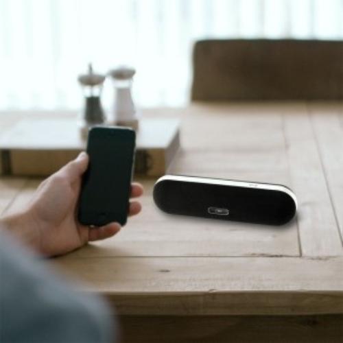 ART Głośnik mobilny z mikrofonem BLUETOOTH 10W NFC