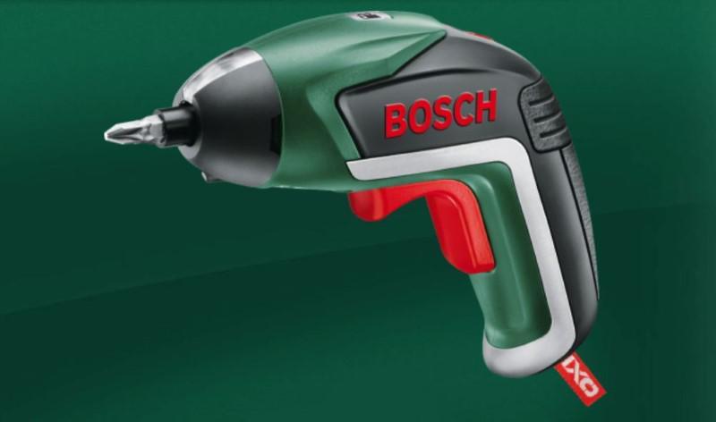 Bosch IXO V 06039A8020 stylowy dla pani domu