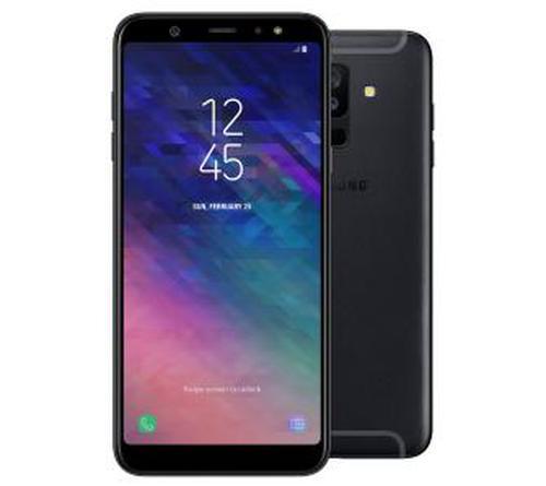 Samsung Galaxy A6+ (czarny)