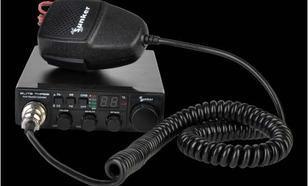 Sunker Elite Three - CB radio z popularnej serii