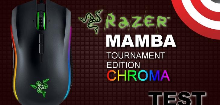Razer Mamba Tournament Edition - Test i recenzja solidnego gryzonia