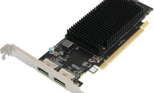 Sapphire GPRO 2200 2GB DDR3 (64 Bit) 2xDP (32259-00-21G)