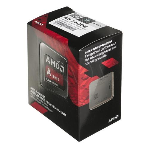 AMD APU A6-7400k 3.9Ghz BOX (FM2+) BE