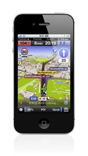 AutoMapa iOS 3.2