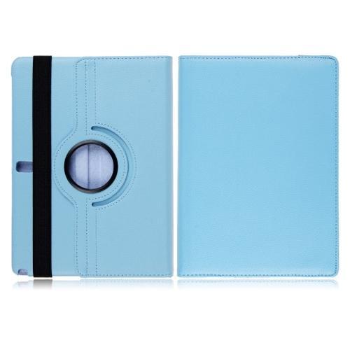 "WEL.COM Etui obrotowe 360° Galaxy Note Pro 10"" P600/P601 niebieskie"