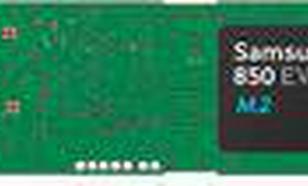 Samsung 850 Evo 250GB M.2 (MZ-N5E250BW)