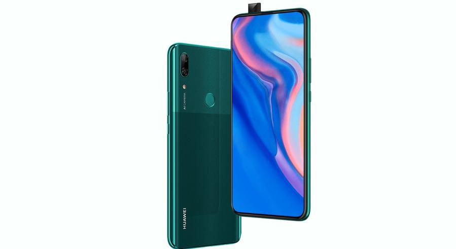 Huawei P Smart Z to jeden z nielicznych telefonów z wysuwanym aparatem