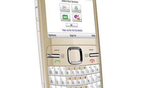 Nokia C3 - prezentacja