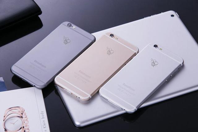 Goophone i6 Plus, Czyli Podróbka iPhone'a Z Androidem