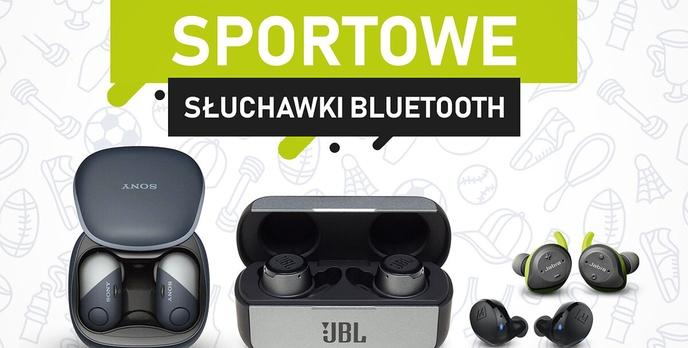 Jakie sportowe słuchawki Bluetooth? |TOP 6|