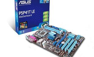 Asus P5P41T LE