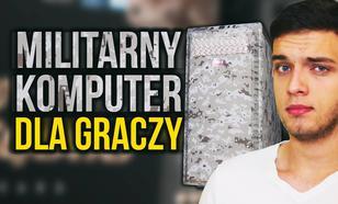 Militarny Komputer dla Graczy - Komputronik Powered by MSI [Camo Squad Edition]