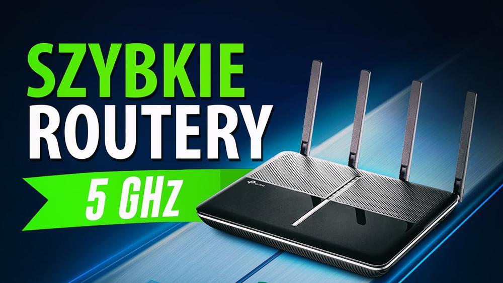 Jaki szybki router 5 GHz?  TOP 7 