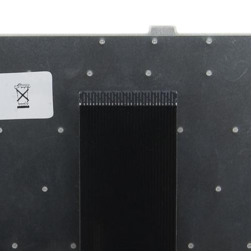 Whitenergy Klawiatura do Lenovo IdeaPad Y450, Y450A, Y550 - biała