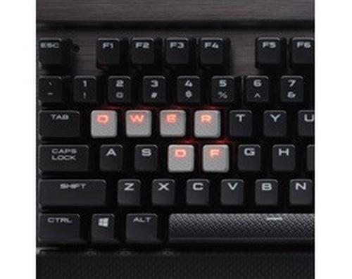 Corsair Gaming K70 RGB RAPIDFIRE Mechanical Keyboard RED