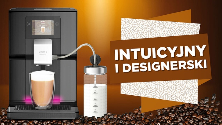 5 faktów o serii ekspresów do kawy Krups Intuition