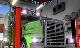 CD Projekt Red Truck Mechanic Simulator 2015 PC (napisy PL)